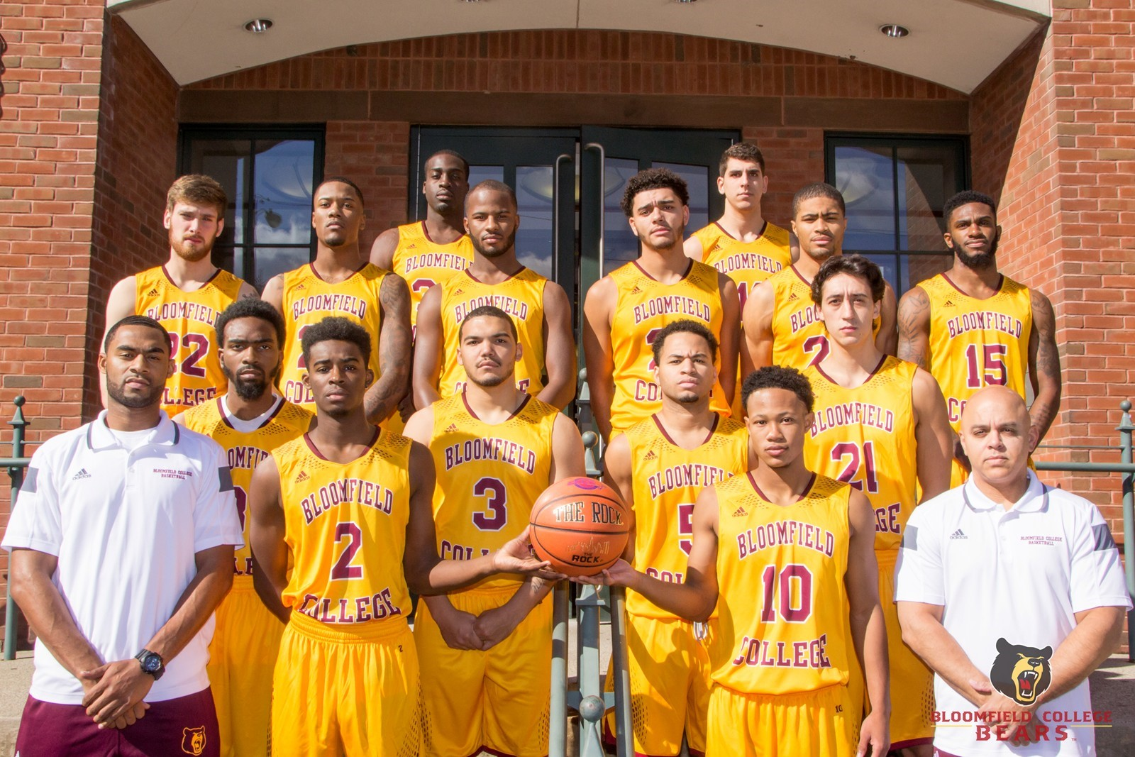 2015 2016 Men S Basketball Roster Bloomfield College Athletics