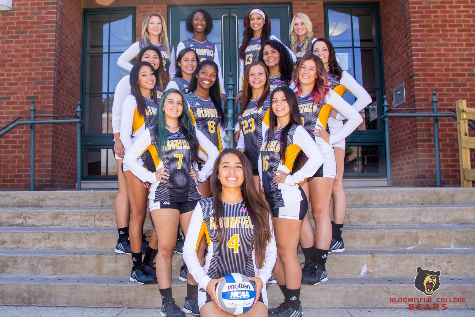 2015 Women S Volleyball Roster Bloomfield College Athletics