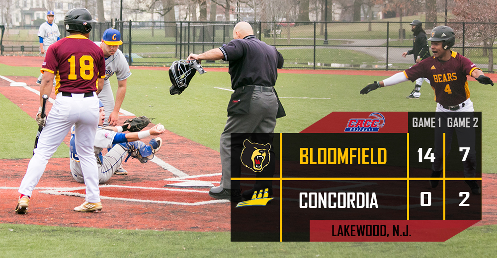 BEARS SWEEP BY THE CLIPPERS IN CACC ACTION AT WEST SIDE - Bloomfield ... 7734ae7e2