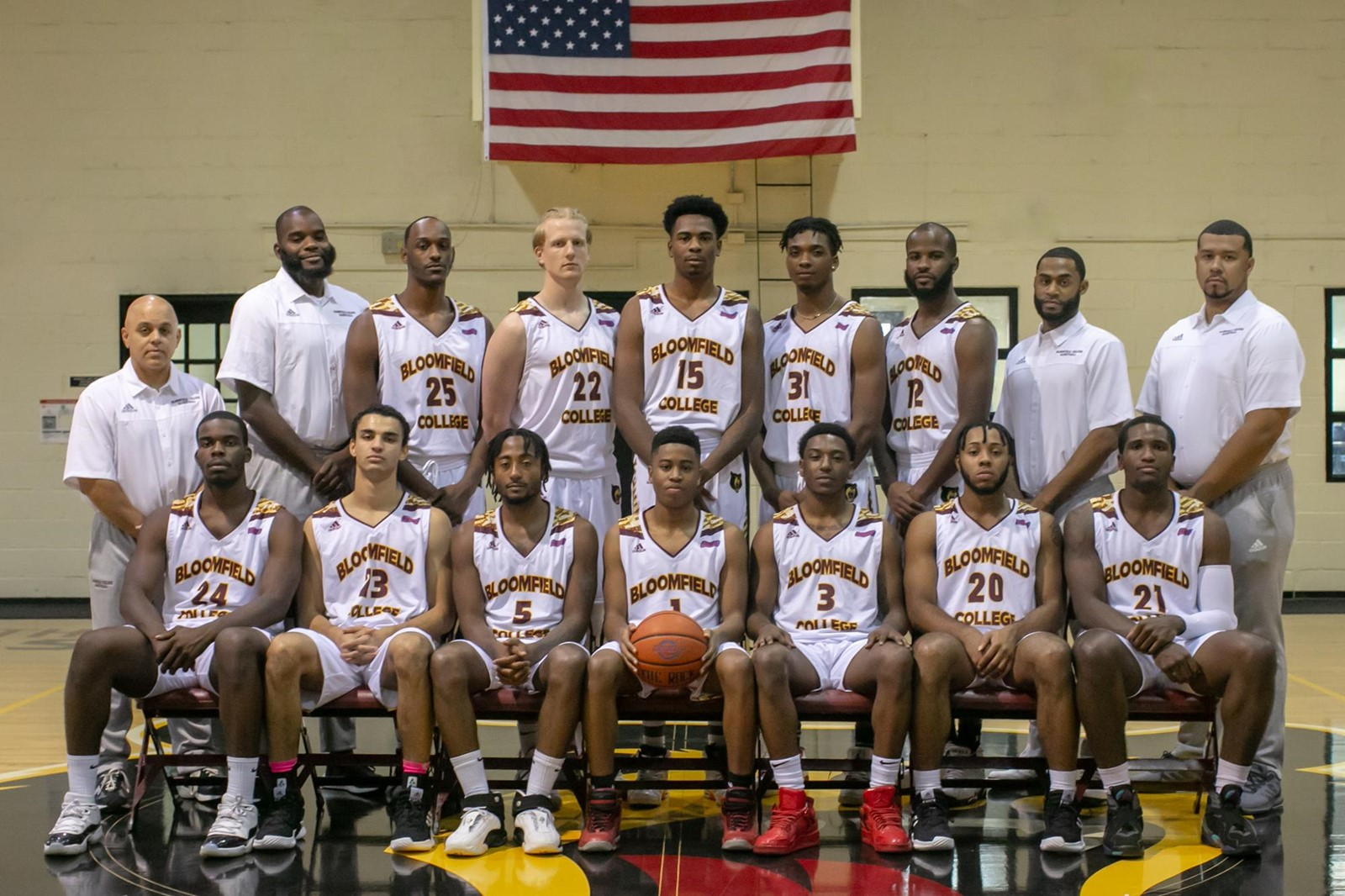 2018 2019 Men S Basketball Roster Bloomfield College Athletics