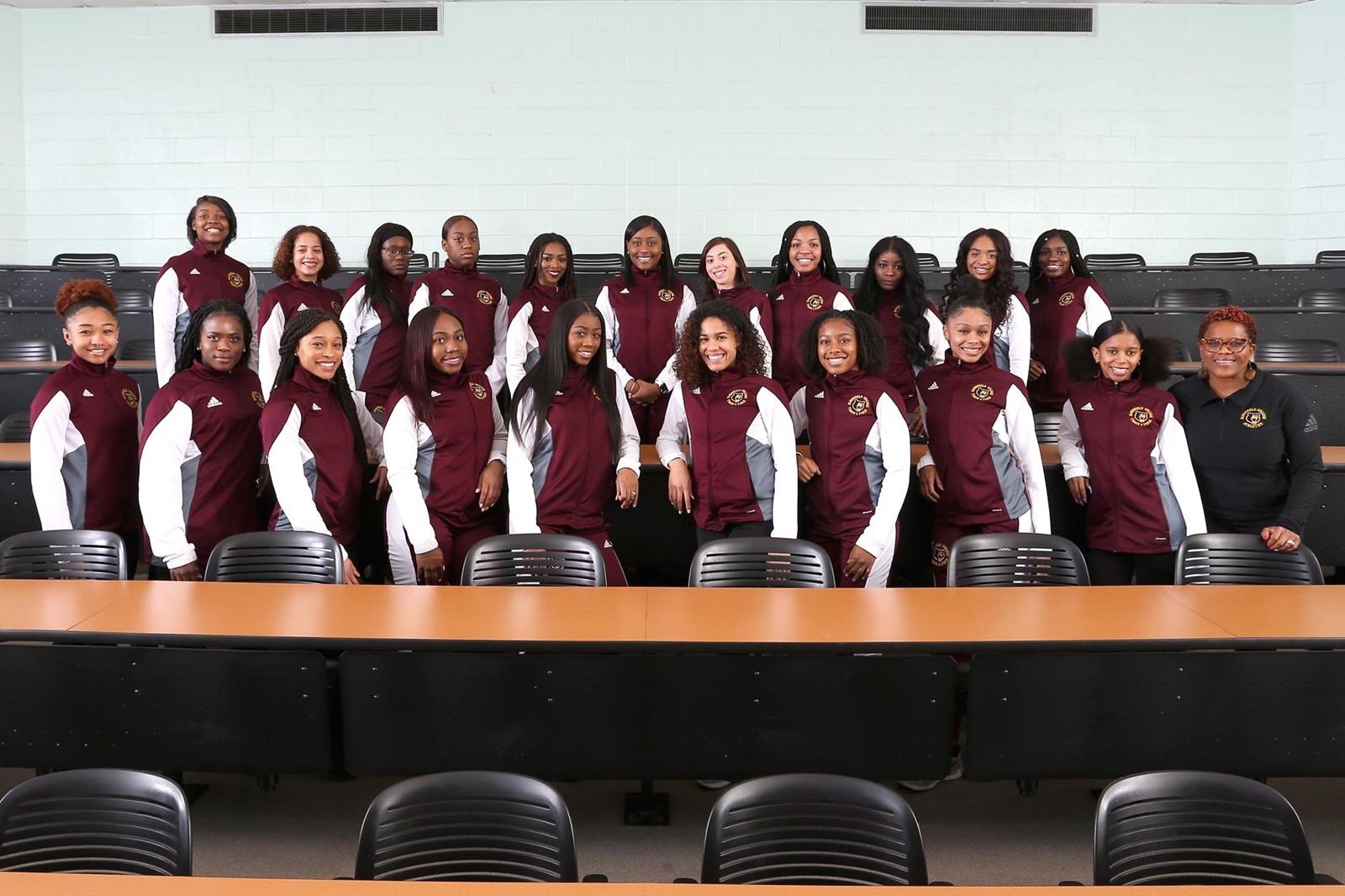 2018 Women S Track Field Roster Bloomfield College Athletics